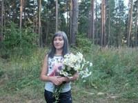 Дедюлина Светлана Александровна Лесные ромашки.jpg