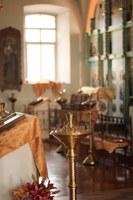 Поликарпова Светлана Андреевна - Утро в церкви.jpg