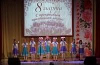 С ЛЮБОВЬЮ К МАМЕ. 7 МАРТА