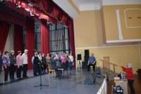 Мастер-класс с участниками хоровых коллективов
