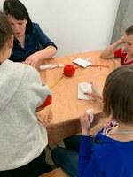 Мастер класс по изготовлению обережной куклы для мамы «На Здоровье»