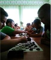 В Пластовском спортивном клубе провели шахматный и шашечный турнир
