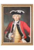 Де  Марин Отто Христофорович 1705 – не ранее 1786