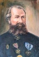 Портрет Е.М. Симонова, автор Е.Н.Шафикова