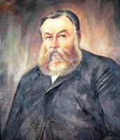 Портрет Г.Е. Подвинцева, автор Н.С. Левшич